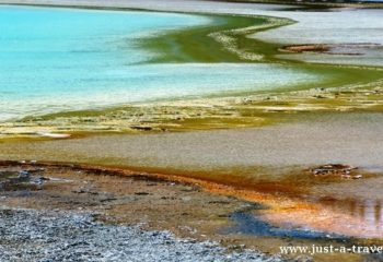 Yellowstone, Grand Prismatic Spring