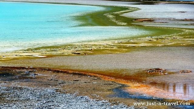 Yellowstone, Grand Prismatic Spring