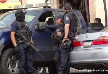 bezpieczeństwo w Meksyku