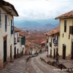 Pępek Świata jest w Peru