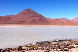 Boliwia Laguna Blanca