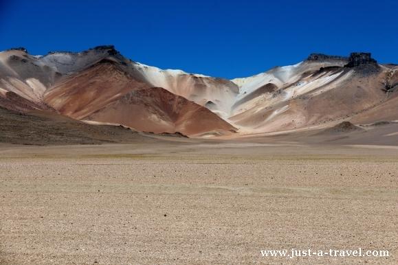 Altiplano w Boliwii
