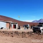 Na Altiplano w Boliwii