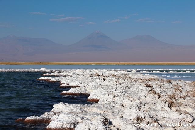Laguna Tevinquinche Chile