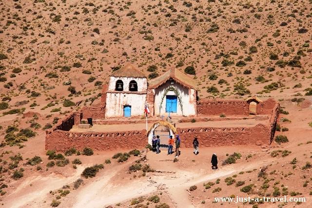 machuca church