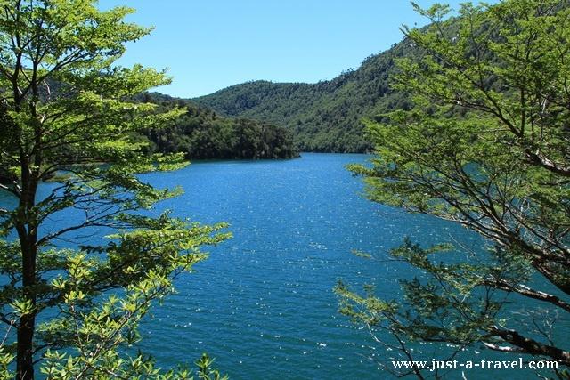 Lago Verde, Huerquehue