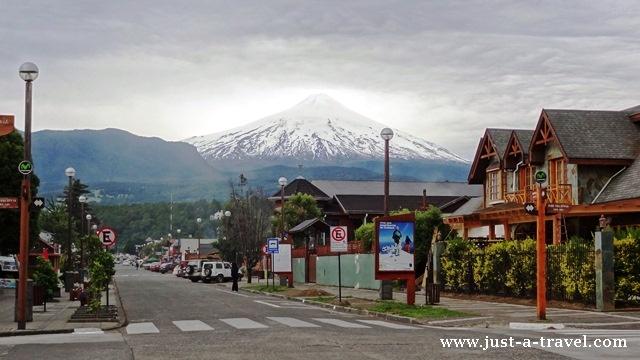 Pucón - kraina jezior i wulkanów