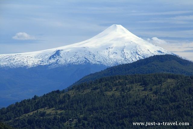 Wulkan Villarica, Pucon