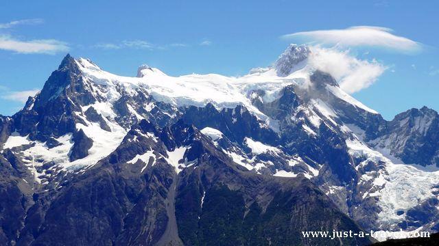 cumbres torres del Paine