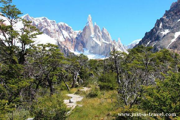 trekking cerro torre