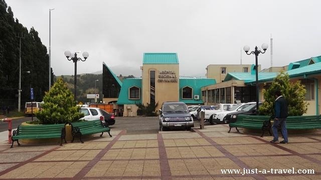 Szpital w Coyhaique