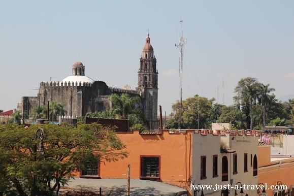 Catedral de la Asunción de María Cuernavaca