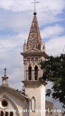 Chapel of Santa María Cuernavaca Mexico