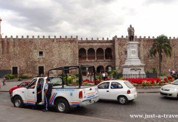 El Palacio de Cortés Cuernavaca Mexico