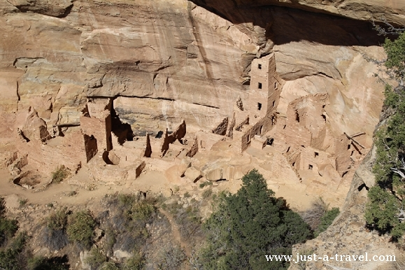 Square Tower House Mesa Verde