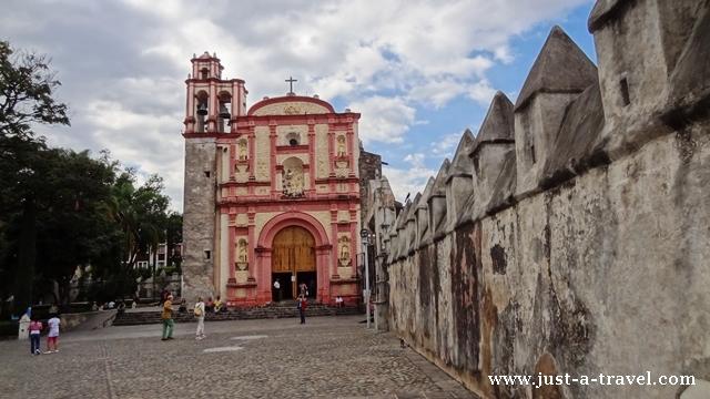 The Tercera Orden Chapel Cuernavaca Mexico