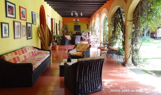 Hacienda Mexico