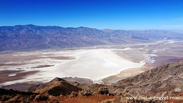 death valley Dante's View