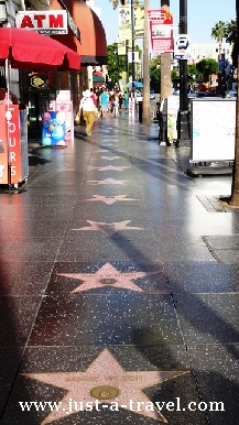 Aleja Sław Hollywood