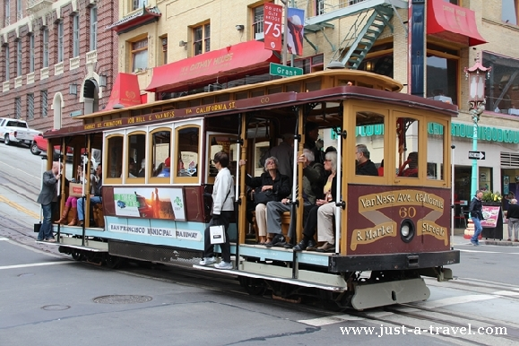 8. cable car