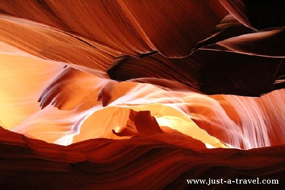 1. antelope canyon