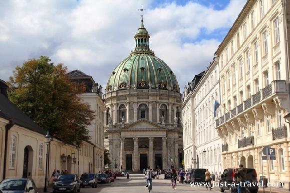Amalienborg Marmorkirken