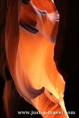 6. antelope canyon