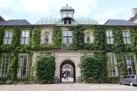 Charlottenborg Slot