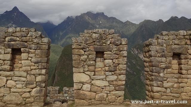 Okna Machu Picchu