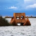 Pływające wyspy Uros