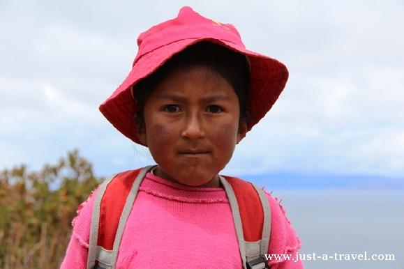 11. Dziewczynka z Taquile