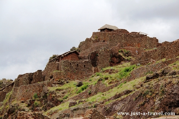 11.Pisac Ruiny