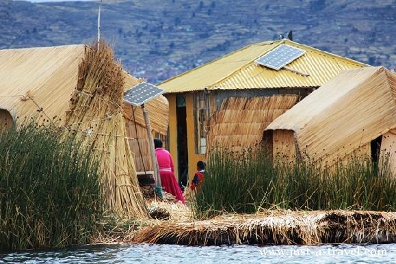 Solary na dachach Uros