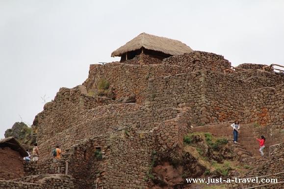 Najwyższy punkt ruin Pisac