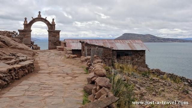 Taquile i Titicaca