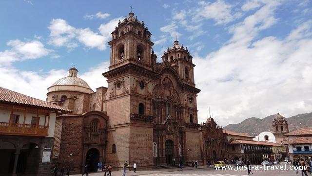 Plaza de las Armas z Katedrą