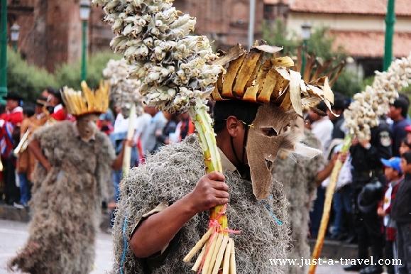 Festyn na Plaza de las Armas