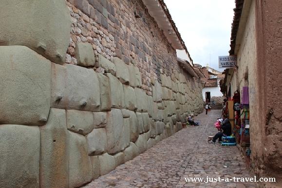 Inkaski mur