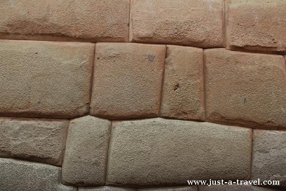 Inkaski mur w Cuzco