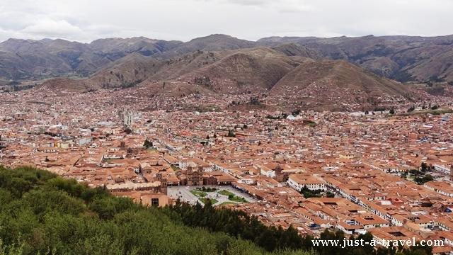 Okolice Cuzco