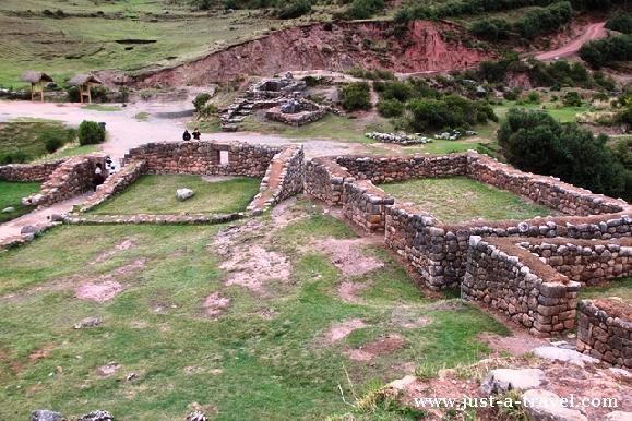Ruiny Pukapukara