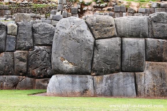 Głazy Sacsayhuamán
