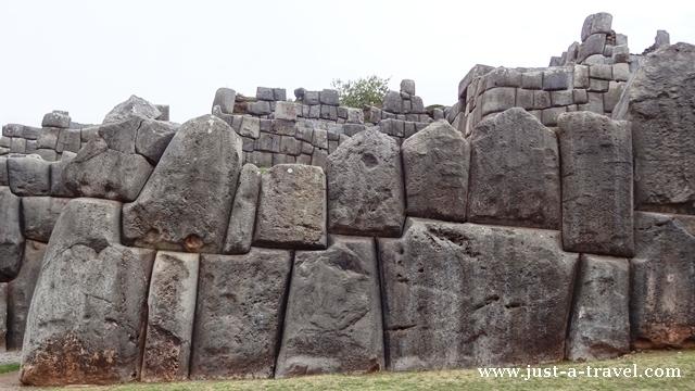 Ruiny Sacsayhuamán