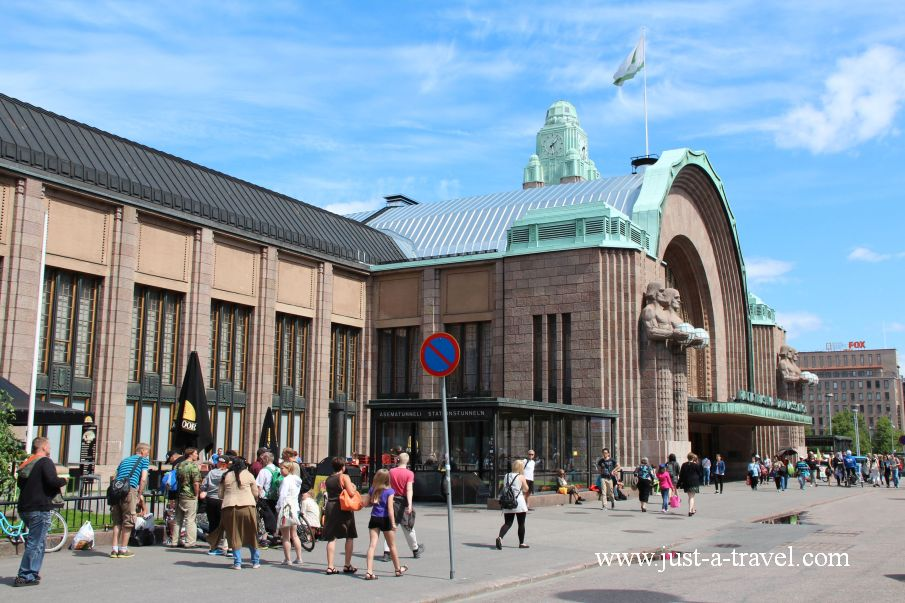 Helsinki atrakcje