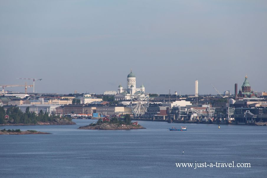 Helsinki - Helsinki i Muminki