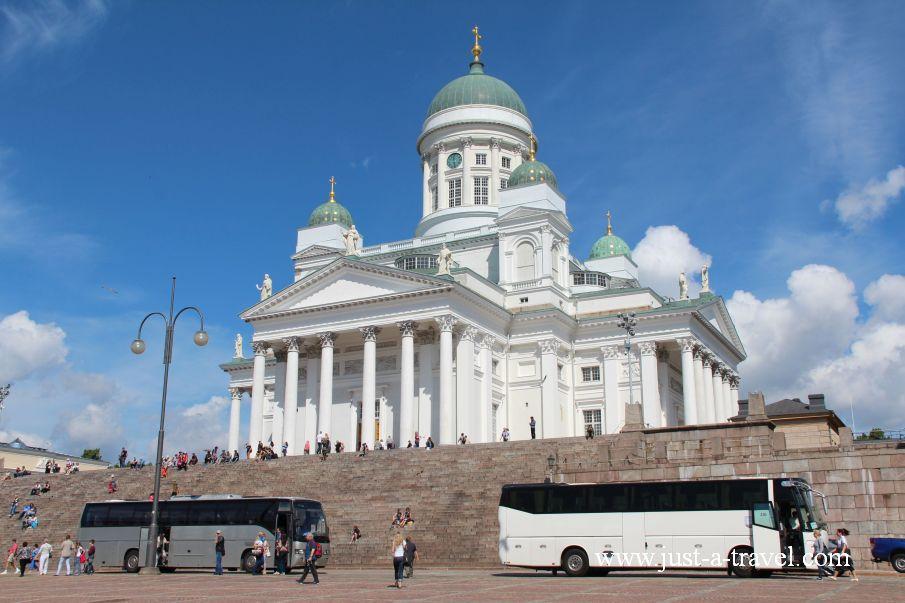 Katedra - Helsinki i Muminki