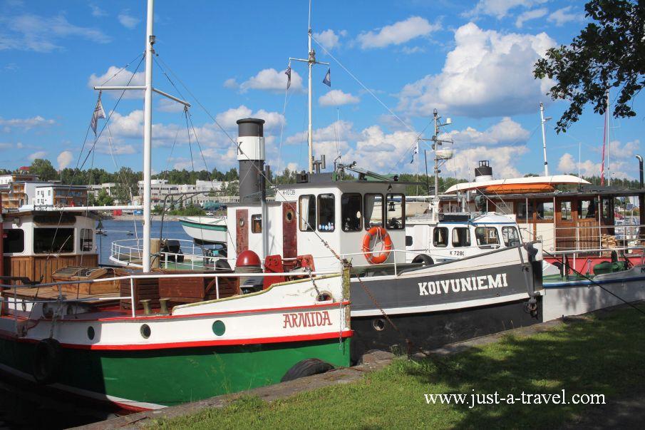 Kutry rybackie - W drodze do Świętego Mikołaja