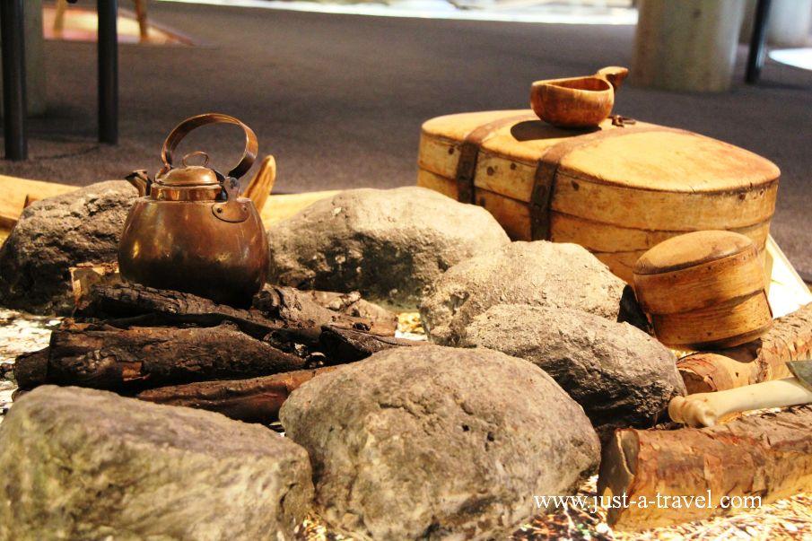 Muzeum Siida - Inari i komary