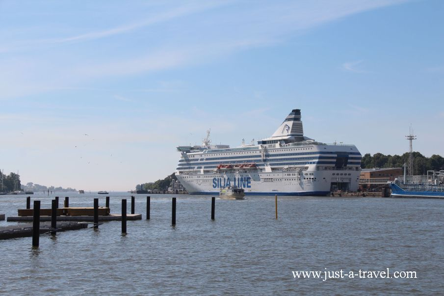 Port - Helsinki i Muminki