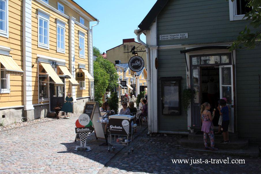 Stare Miasto - Magiczne miasteczko Porvoo